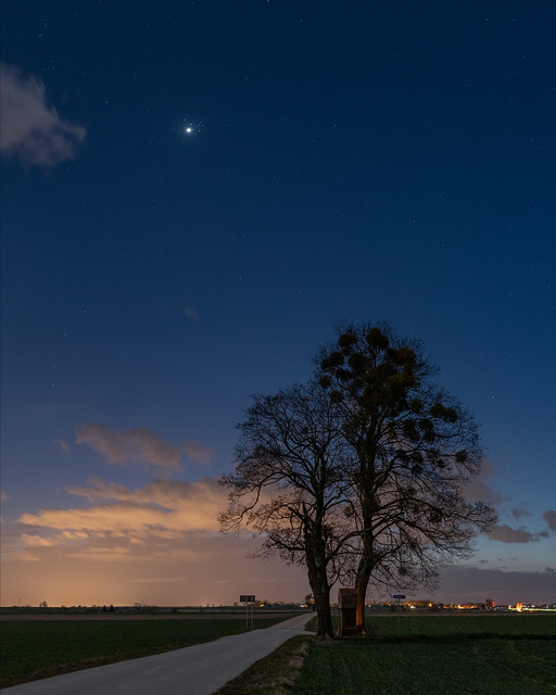 Venus & Pleyades