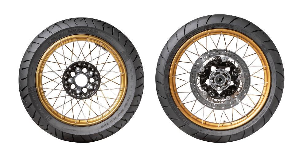 Dunlop TrailMax Meridian S O