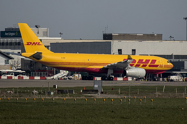 EI-HEE | ASL Airlines Ireland | Airbus A330-243F | CN 1032 | Built 2010 | DUB/EIDW 23/03/2020 | ex A6-DCA, D-ALMC