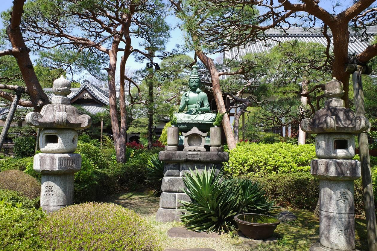 真盛寺・仏像