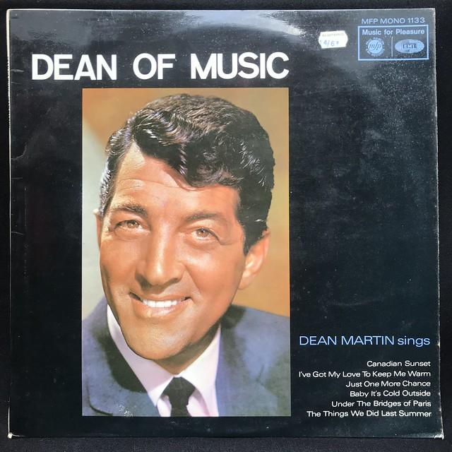 Dean Martin - Dean of Music