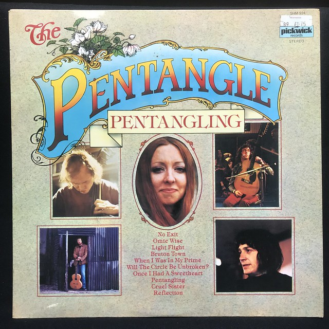 The Pentangle - Pentangling