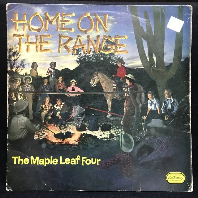 The Maple Leaf Four - Home on the Range