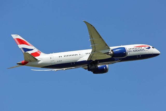 British Airways - G-ZBJB - London Heathrow (LHR/EGLL)