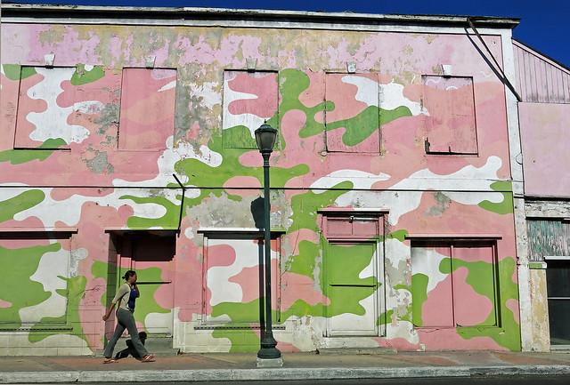 Camouflage - Nassau, Bahamas