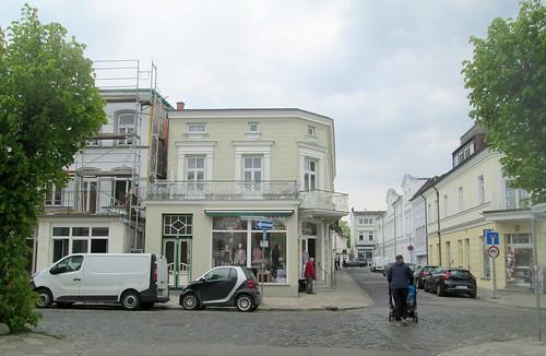 Building, Warnemünde