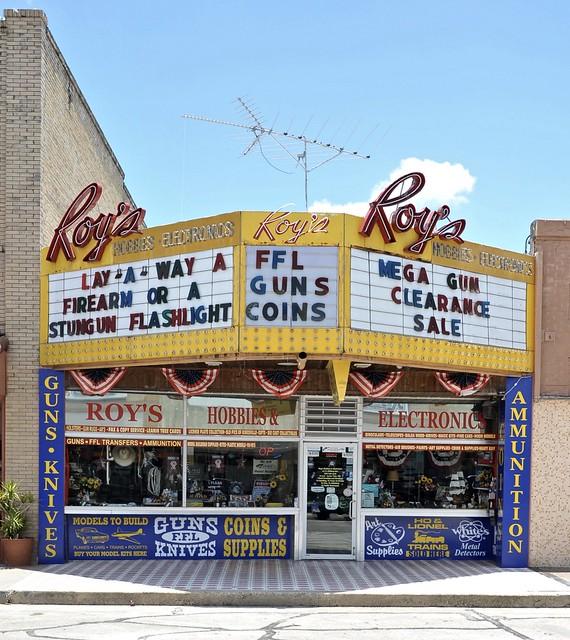 Roy's Hobbies & Electronics - Kingsville, Texas