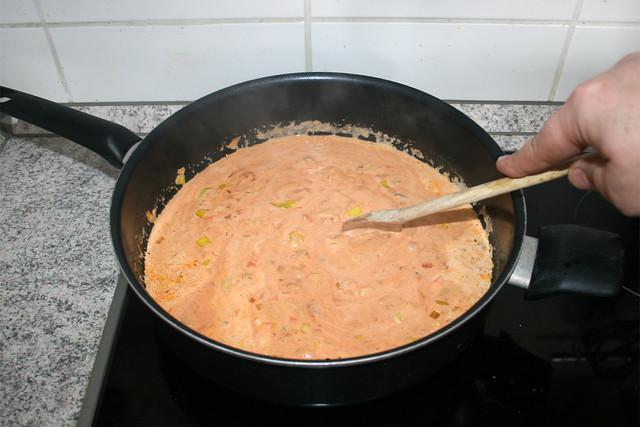 32 - Verrühren & aufkochen lassen / Stir & bring to boil