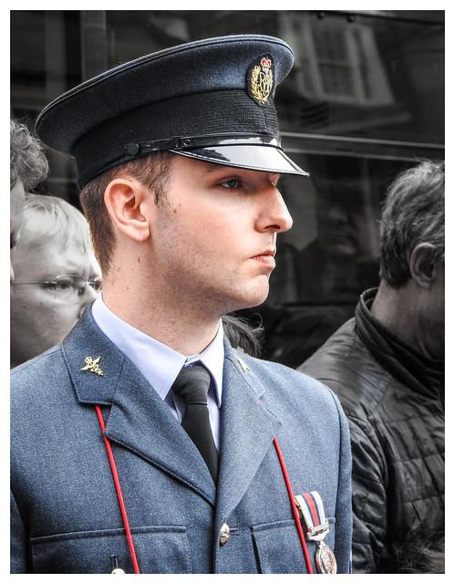 RAF - In Uniform
