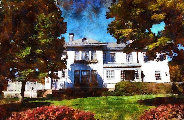 William K Kellogg home