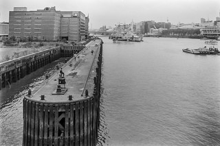 Tower Bridge, River Thames, pier, Hays Wharf, Southwark 86-8z-21-Edit_2400
