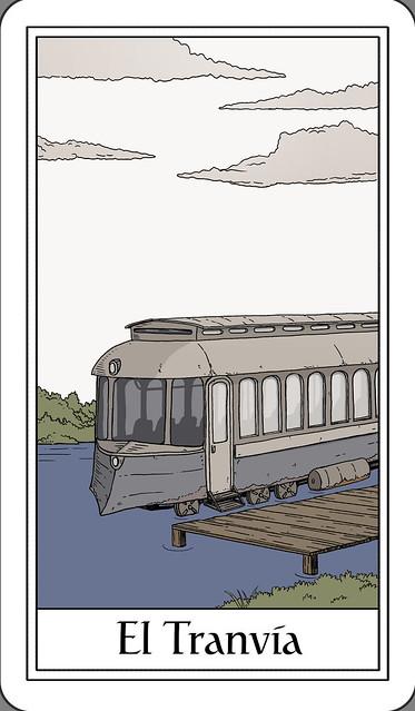 The Trolley - El Tranvía