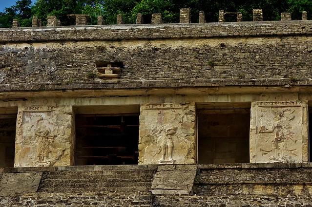 MEXICO, Historisches Highlight - die Mayastätte Palenque , 19637/12541