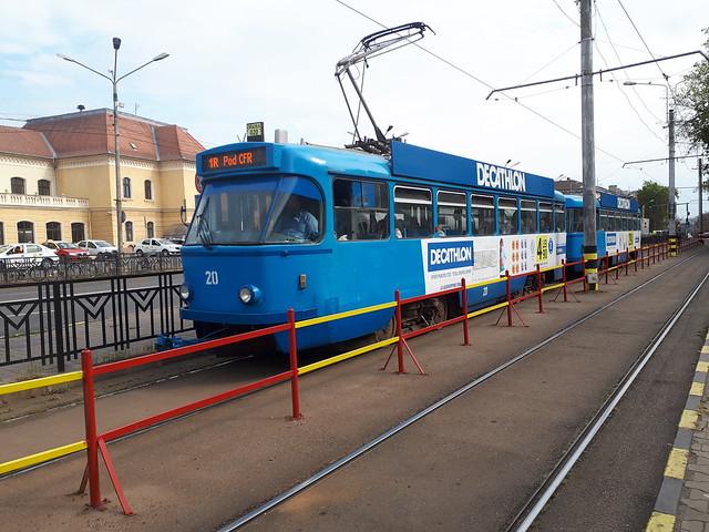 Strassenbahn - Tram - tramvaj - tramvai - villamos