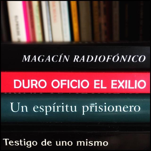 Magacín radiofónico en estado de alarma 4.4.20 #yomequedoencasa #frenarlacurva #haikusdestanteria #quedateencasa
