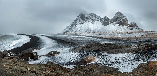 Eystrahorn, Iceland