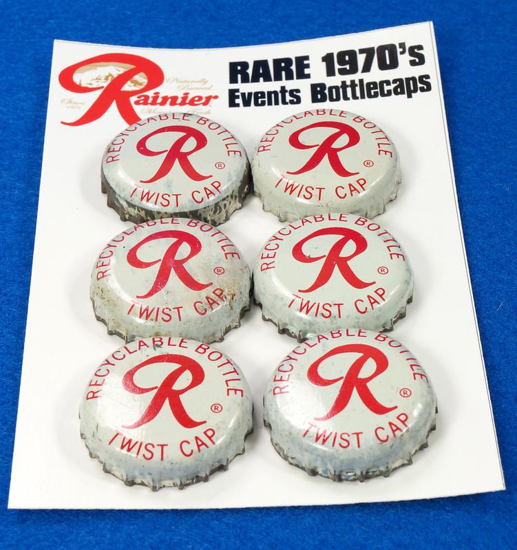 RD19320 6 RARE  & UNIQUE 1970