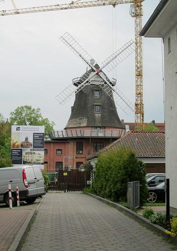 Windmill, Warnemünde