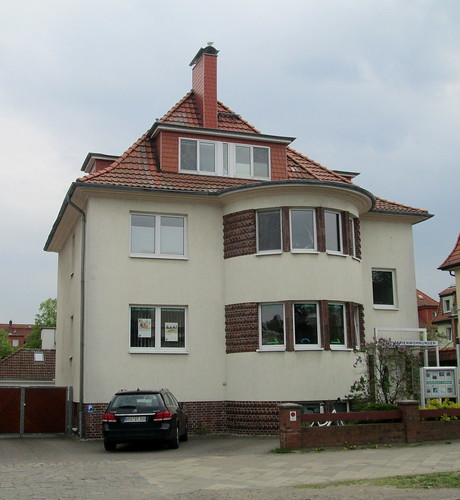Decoish House, Warnemünde