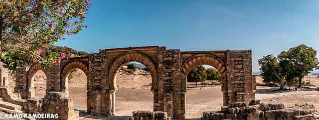 medina azahara, arcos