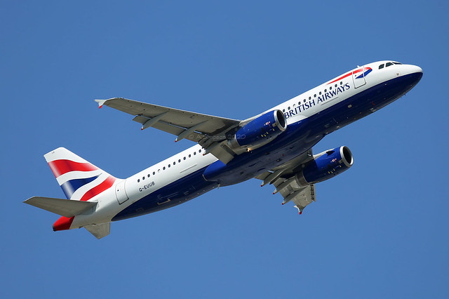 British Airways - G-EUUB - London Heathrow (LHR/EGLL)
