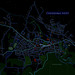 Mapa sb noćna (Large)