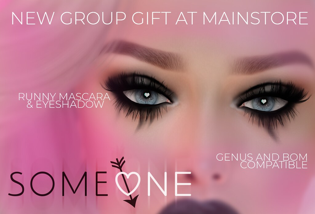 Group Gift – Runny Mascara