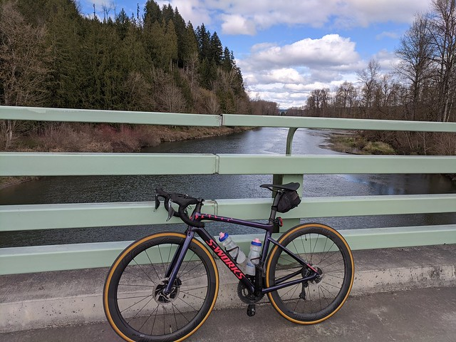 Bike: Issaquah-Fall City