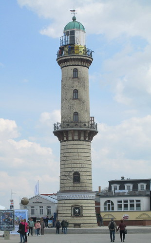 Lighthouse, Warnemünde