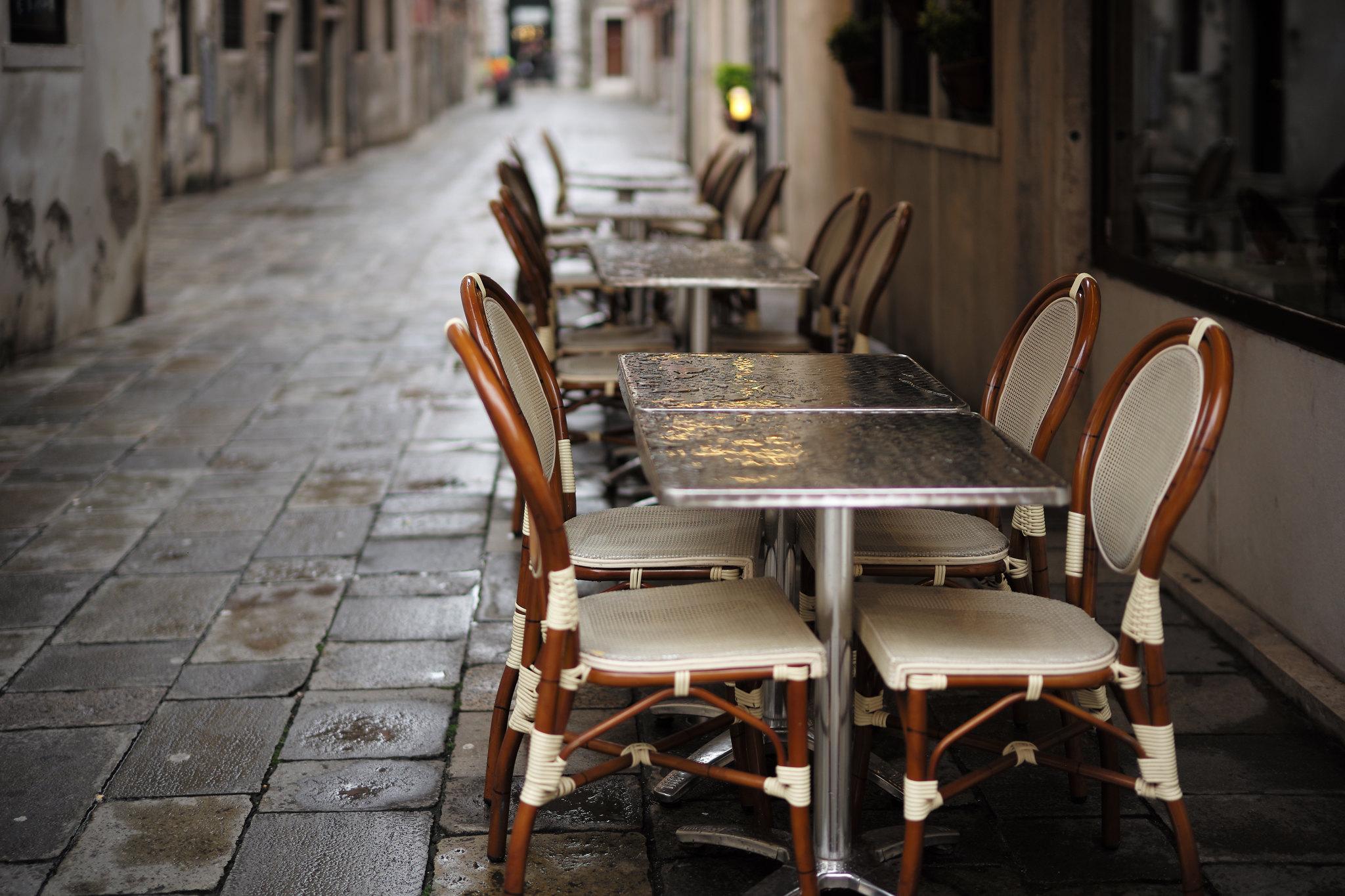Venice - tables
