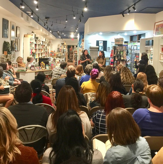 Author Events at Writer's Block Bookstore