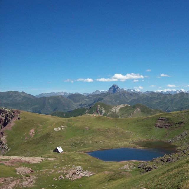 Lago y Refugio de Arlet