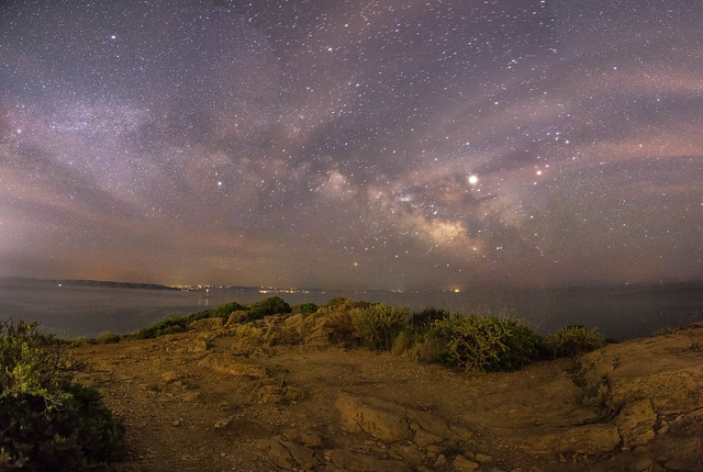 MilkyWay Sounio