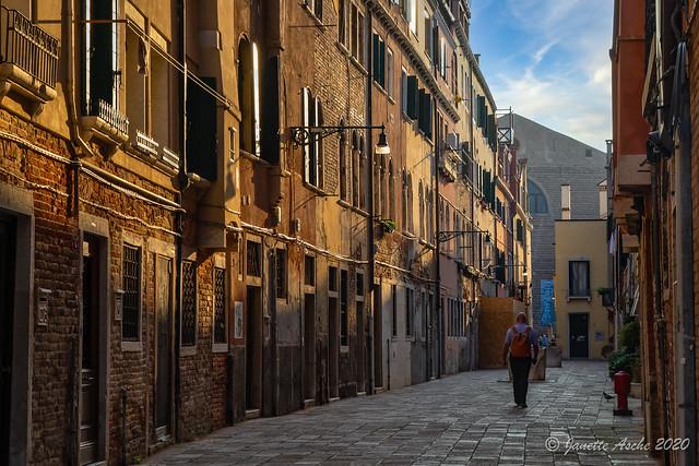 Laneway in Venice