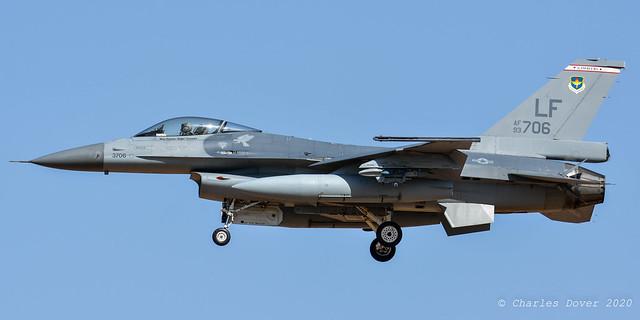 F-16A 93-0706/LF 21st FS/ 56th FW - RoCAF