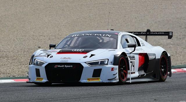 Audi R8 LMS / Franck Perera / Marlon Stockinger / ISR