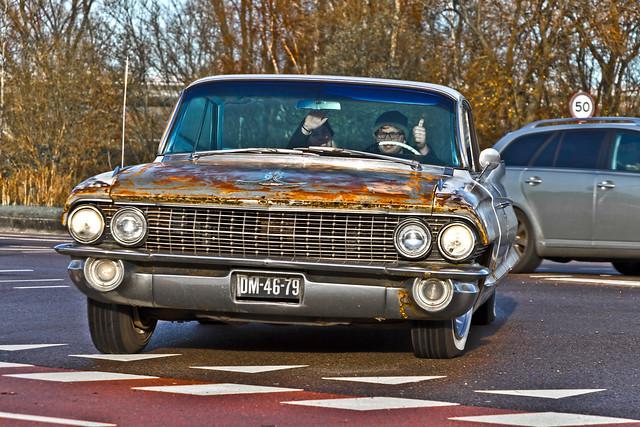 Cadillac Coupé DeVille 1961 (6110)