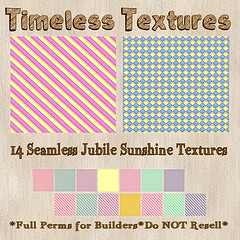TT 14 Seamless Jubile Sunshine Timeless Textures