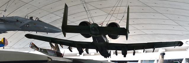 Fairchild Republic A-10 Thunderbolt II (77-0259)