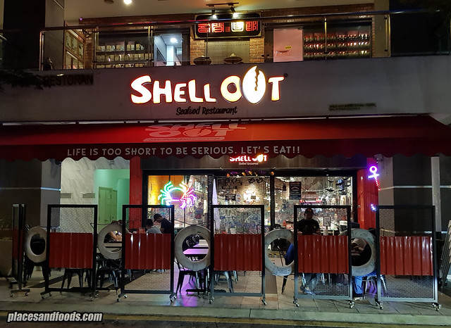 shell out publika