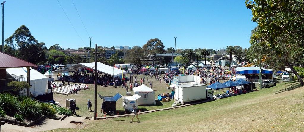 Granny Smith Festival, Eastwood, Sydney, NSW.