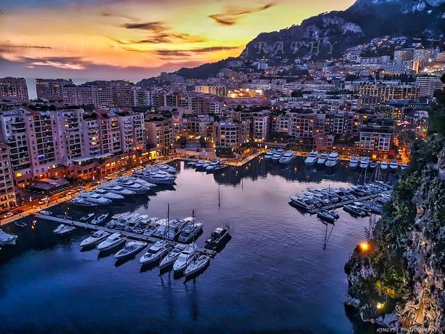 Monaco - Port Fontvielle -IMG_20190117_174126