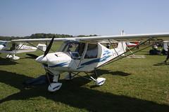 G-RTMY Ikarus Comco C-42 [0502-6655] Popham 060518