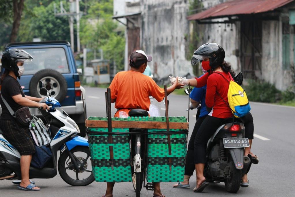 Pembagian Sembako Purbayan (1)