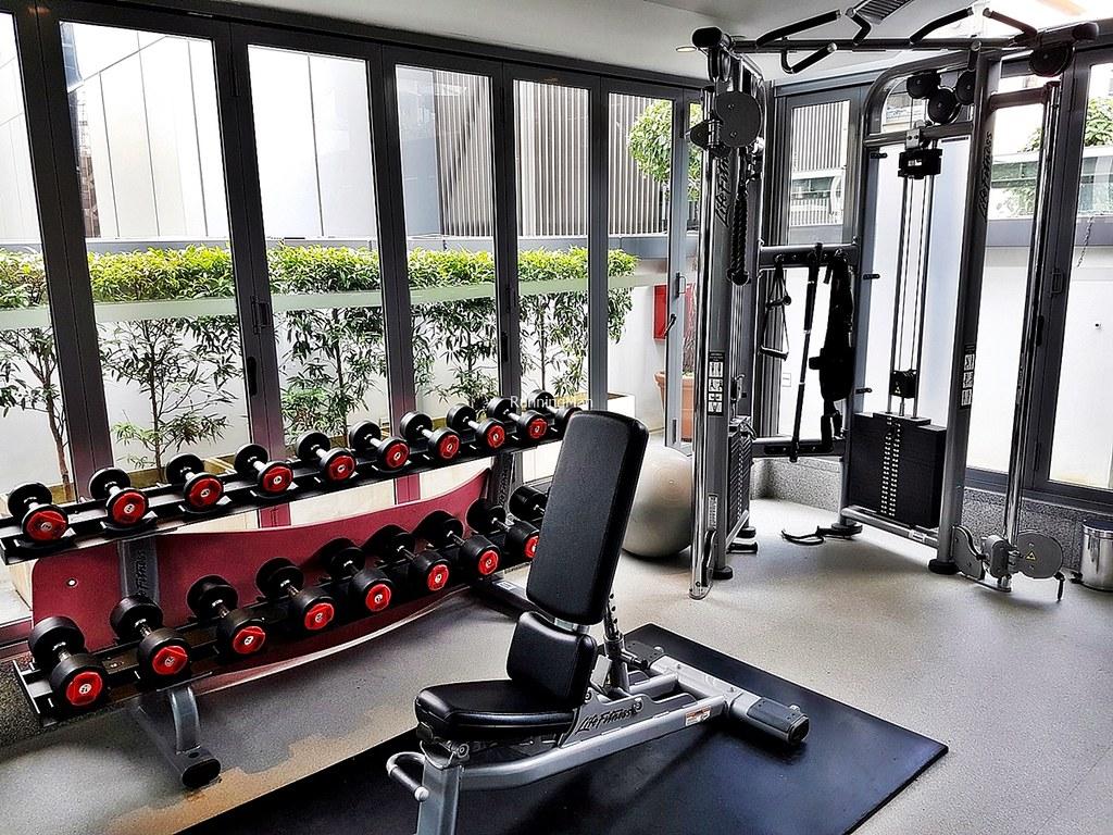 M Social Singapore 12 - Gymnasium
