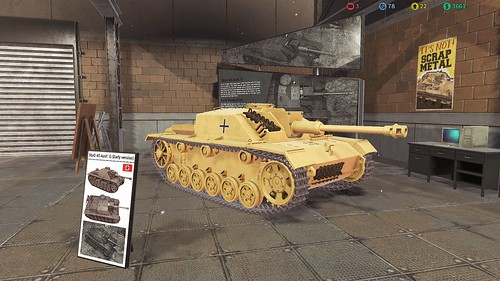 TMS - StuG 40 G Renovation Complete