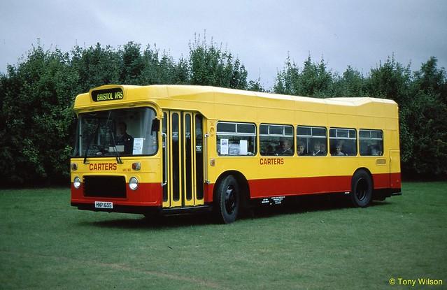 HNP 165S Carters Coaches VRS165