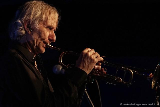 Erik Truffaz: trumpet