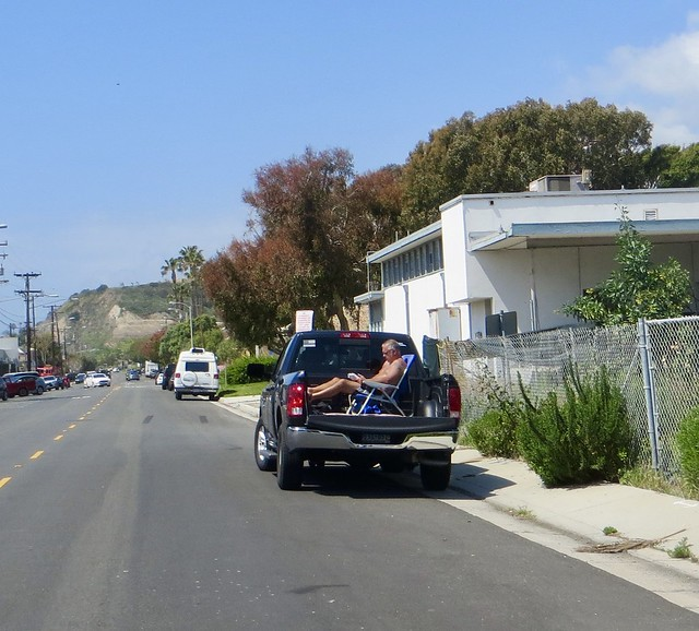 on Malibu Road