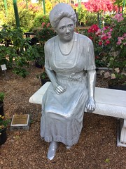 Mina Edison In The Heritage Garden